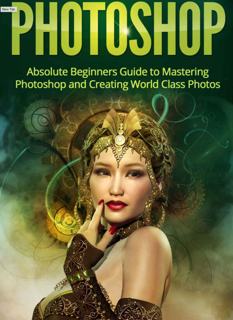 10 bra böcker för att lära sig Photoshop 2021