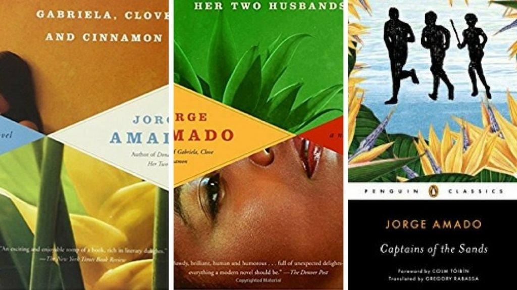 12 bästa böckerna av Jorge Amado du måste läsa