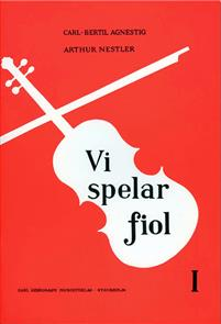 Lär dig spela fiol hemma med Agnestig & Nestlers klassiska fiolskola i 4 delar