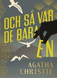 Agatha Christies 5 mest kända böcker på svenska