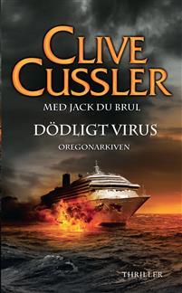 Clive Cusslers 3 bästa böcker på svenska du måste läsa