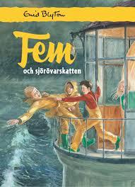 3 böcker av Enid Blyton på svenska du måste läsa