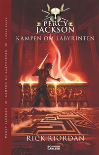 Rick Riordans 3 bästa böcker på svenska du måste läsa