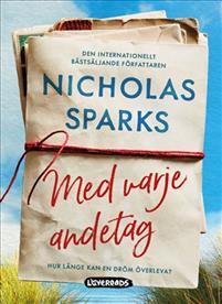 Nicholas Sparks 3 bästa böcker på svenska du måste läsa