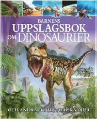 3 barnböcker om dinosaurier att spana in