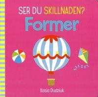 Lär barn former med 3 bra böcker