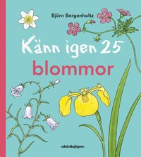 3 barnböcker om blommor att spana in