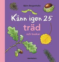 3 barnböcker om träd att spana in