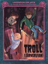 3 barnböcker om troll du måste läsa