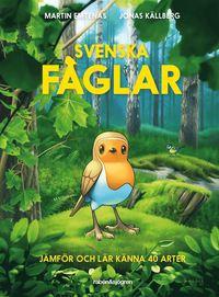 3 barnböcker om fåglar värda att spana in