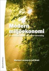 2 böcker om miljöekonomi du måste läsa