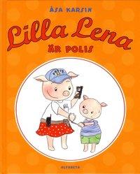 3 barnböcker om poliser att spana in
