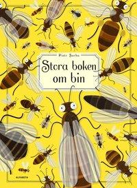 3 barnböcker om bin värda att läsa