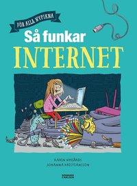 2 barnböcker om internet att spana in