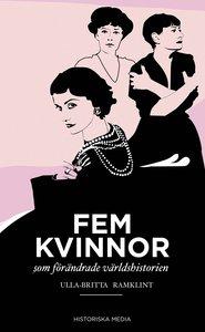 3 biografier om starka kvinnor att läsa
