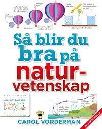 3 barnböcker om naturvetenskap att spana in