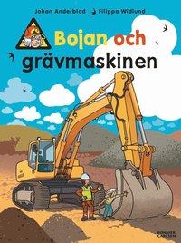 3 barnböcker om grävmaskiner värda att läsa