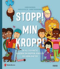 3 bra barnböcker om känslor värda att spana in