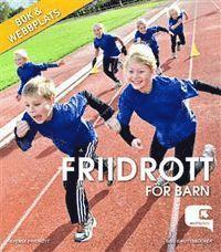 3 böcker om friidrott för dig & ditt barn