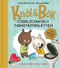 Blöjfri på 3 dagar med 3 böcker: lär barn kissa i pottan