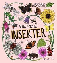 3 barnböcker om insekter att läsa