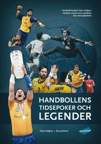2 böcker om handboll att spana in