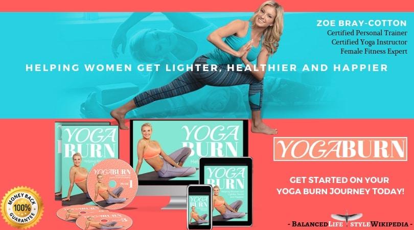 Yoga Burn programmet för viktminskning